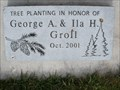 Image for George A. & Ila H. Groll