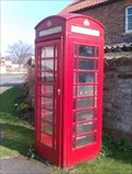 Image for Red Telephone Box - Wellingore, Lincolnshire