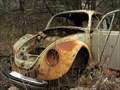Image for VW Bug Doing Time in Purgatory