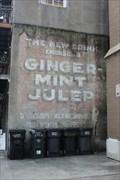 Image for Ginger Mint Julep -- 300bl Decatur St, New Orleans LA