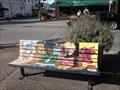 Image for Warhol and Basquiat  Bench - Santa Rosa, CA