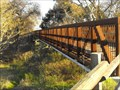 Image for Coyote Creek truss bridge - Morgan Hill, California