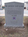 Image for MISSOURI STATE GUARD
