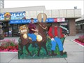 Image for Pack Moose Express Cutout, Anchorage, AK