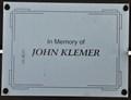 Image for John Klemer ~ Bismarck, North Dakota