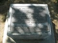 Image for Kennedy Park Persian Gulf War Plaque - Union City, CA