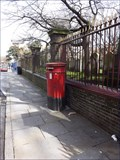 Image for Victorian Post Box - Bunhill Row, London, UK