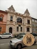 Image for No. 1561, Pamatnik A. Heyduka v Pisku, CZ