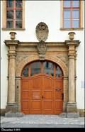 "Image for Baroque portal of Canon's Residence ""Residentia Salisburgiana"" (Olomouc, Central Moravia)"