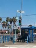 Image for El Camino Real Bell - Mission Road, Oceanside, Ca