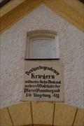 Image for Denkmal der napoleonischen Kriege - Altenmarkt an der Alz, Lk. Traunstein, Bayern, D