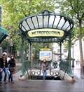 Image for Station de Métro Abbesses - Paris, France