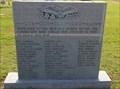 Image for Orr, Oklahoma, Veterans' Memorial