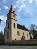 Image for kostel sv. Šimona a Judy - Arnoštovice, okres Benešov, CZ