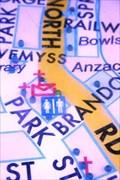 Image for Winton Street Map — Winton, New Zealand