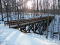 Image for Woodland Trail Bridge - Holden Arboretum - Kirtland  Ohio