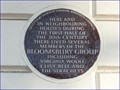 Image for Bloomsbury Group - Gordon Square, London, UK