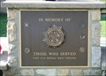 Image for American Legion Post 114 Veterans Memorial  -  Newell, WV
