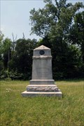 Image for 17th Indiana Mounted Infantry Regiment Monument - Chickamauga National Battlefield