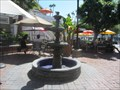Image for Shopping Center Fountain - Avalon, CA