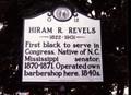 Image for Hiram R. Revels 1822-1901-O 12