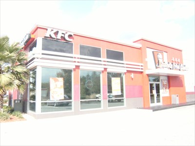KFC - Cagans Crossing, US27, Clermont, Florida.
