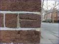 Image for Cut Bench Mark - Bulinga Street, London, UK