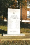 Image for Revolutionary Soldiers Buried in Dickson County, TN