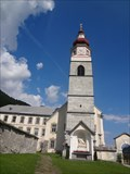 Image for Pfarr- und Wallfahrtskirche Basilika Maria Schnee (Maria Luggau, Austria)