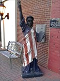 Image for Statue of Liberty Historic Old Roswell