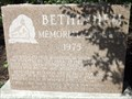 Image for MHM Bethlehem Memorial Gardens - Dacotah MB