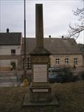 Image for Patrckuv pomník u sv. Jakuba / monument of Patrcka - Jaromer, CZ