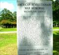 Image for Monument and Park-Washington County Georgia