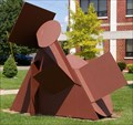 Image for Unknown Abstract Sculpture - Pool Art Center, Springfield, Missouri