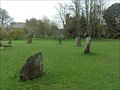 Image for Gorsedd Stones - Bute Park - Cardiff, Wales.