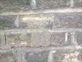 Image for Cut Bench Mark - Montague Place, London, UK