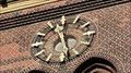 Image for Clock of Heilige Familie - Gelsenkirchen-Bulmke, Germany