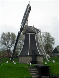 Vogelhoeksmolen - Enkhuizen, The Netherlands