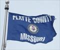 Image for Municipal Flag - Platte County, Missouri