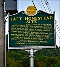 Image for Taft Homestead Site - Townshend, VT