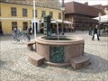 Image for Fountain on the Lilla torg - Malmo, Sweden