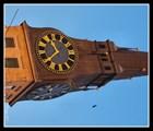 Image for St. Jakobs Kirche (St James Church) Clock - Zürich, Switzerland