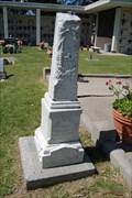 Image for Daniel G. Sobranes - San Carlos Cemetery - Monterey, CA