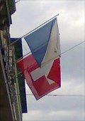 Image for Municipal Flag - Zürich, Switzerland