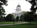Image for California State Capitol - 1913-27 Northern Route & 1927-28 Central Valley Route