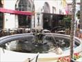 Image for La Arcada Court fountain - Santa Barbara, California