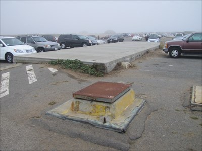 Another Launch Pad and Underground Entrance, Fort Funston, San Francisco, CA