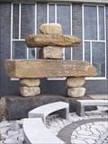 Image for L'inukshuk Desjardins, Ste-Thérèse, Qc