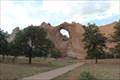 Image for Window Rock Tribal park -- Navajo Nation, Window Rock AZ
