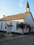 Image for First United Methodist Church - Willis, Texas